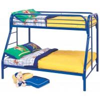 Carey Blue Bunk Bed