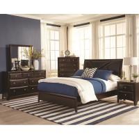 Rossville 4-Piece Bedroom Set