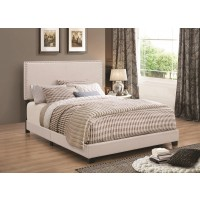 The Relaxed Upholstered Bed