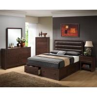 Remington 4-Piece Bedroom Set