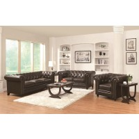 Roy Sofa and Loveseat Set