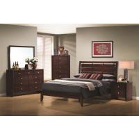 Serenity 4-Piece Bedroom Set