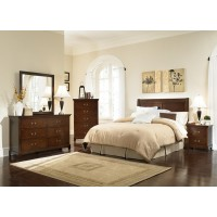 Tatiana 4-Piece Bedroom Set