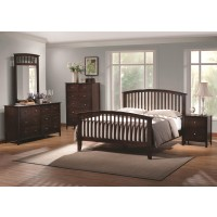 Tia 4-Piece Bedroom Set