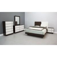 Torino Platform 4-Piece Bedroom Set