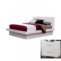 Jessica White 4-Piece Bedroom Set