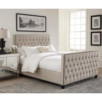Fort Collins Fabric Bed