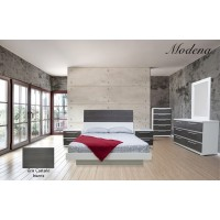 Modena Platform 5-Piece Bedroom Set