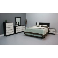 Avellino 3-Pc Bedroom Set