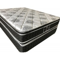 Continental Sleep Two-Sided Euro Top Mattress