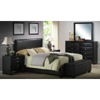 Ireland 4-Piece Bedroom Set