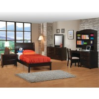 Phoenix 4-Piece Bedroom Set