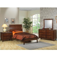 Hillary Scotland 4-Piece Bedroom Set