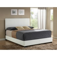 Stella White Bed