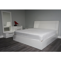 Verona 4-Pieces Bedroom Set