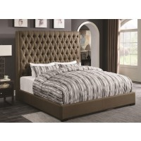 Valdin Brown Bed