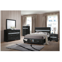 Black Diamond Bedroom Set