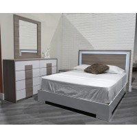 Venice LED Bedroom Set