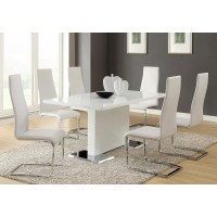 Bianco 5-Piece Dining Set
